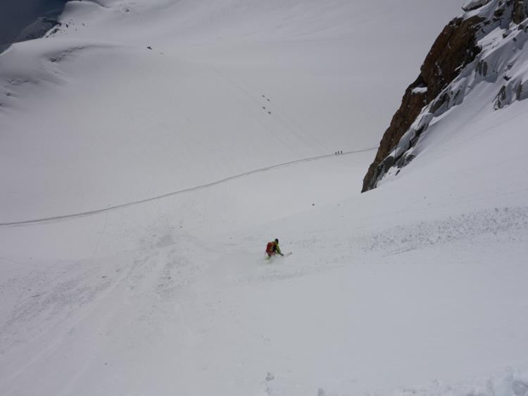 Ross Hewitt Aiguille du Midi-1