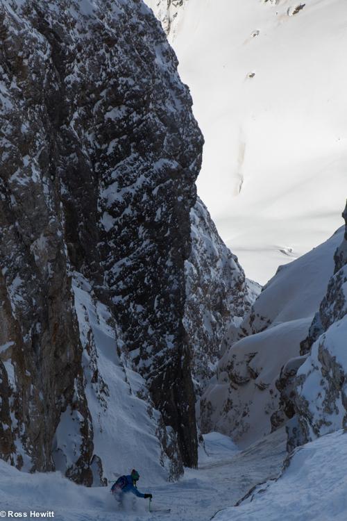 Chamonix skiing 2014-55