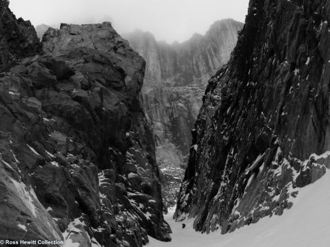 Ross Hewitt Baffin Island Ski Mountaineering Expedition