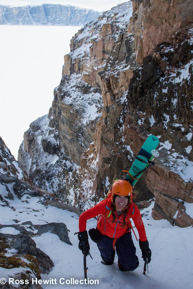 Baffin Berghaus Black Crows Ski Mounatineering Expedition-20