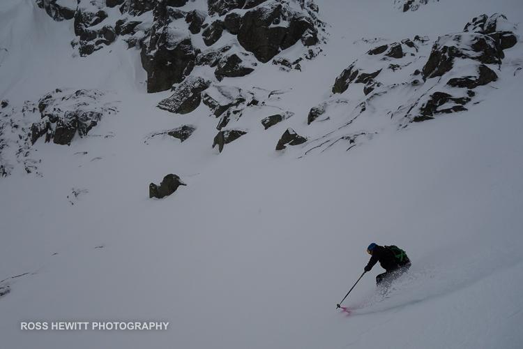 Lofoten Skiing Ross Hewitt Michelle Blaydon-100