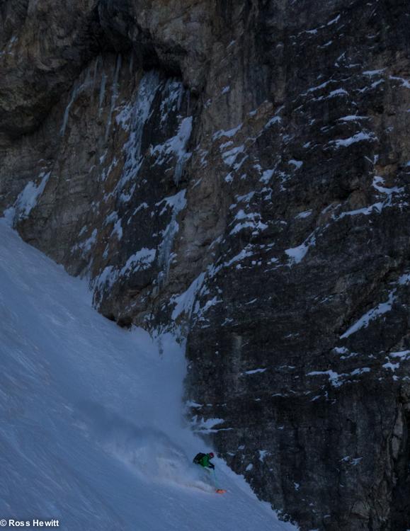 Chamonix skiing 2014-56