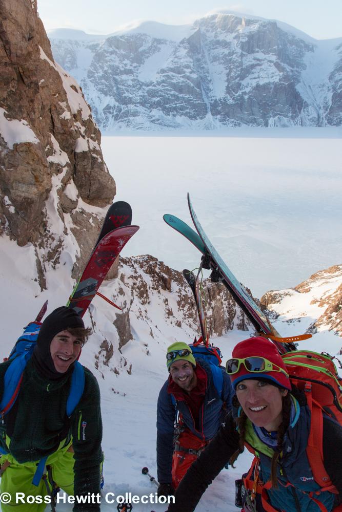 Baffin Berghaus Black Crows Ski Mounatineering Expedition-54