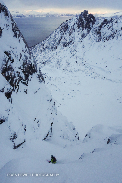 Lofoten Skiing Ross Hewitt Michelle Blaydon-34