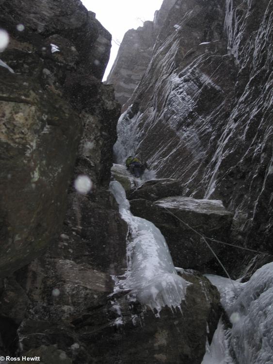 Hunnadalen mixed climbing-13