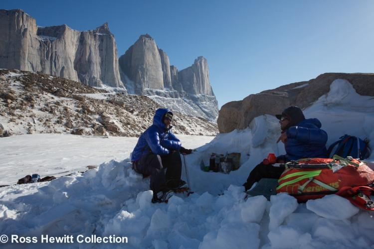 Baffin Berghaus Black Crows Ski Mounatineering Expedition-41