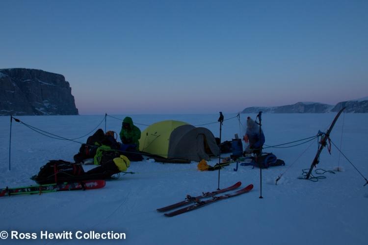 Baffin Berghaus Black Crows Ski Mounatineering Expedition-17