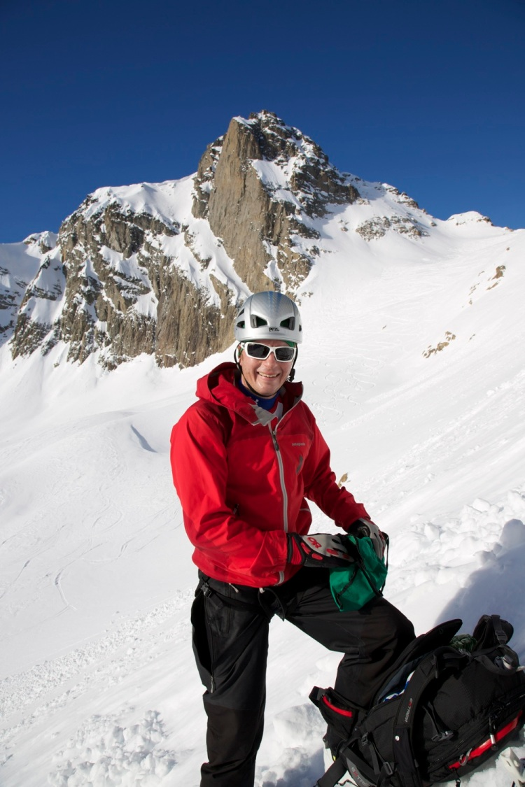 Aiguille Rouge Couloirs 202
