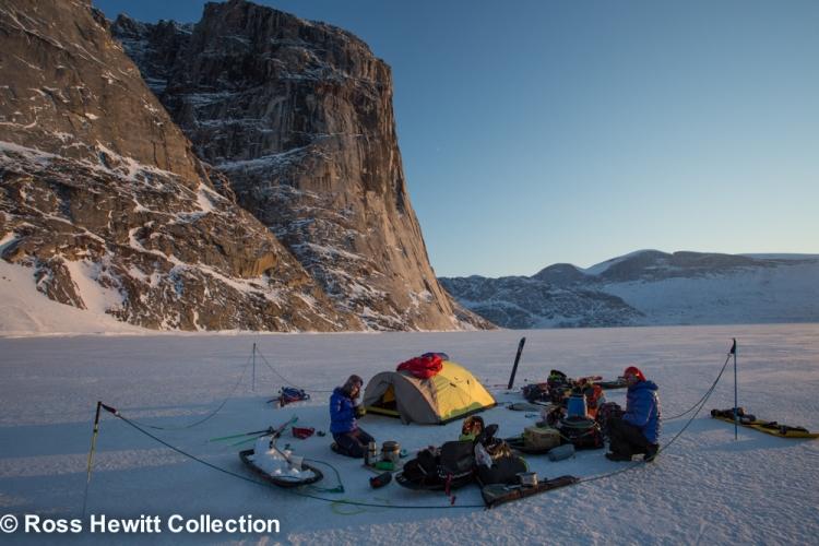 Baffin Berghaus Black Crows Ski Mounatineering Expedition-49