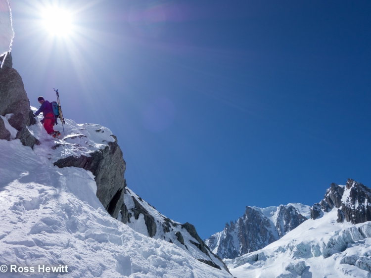 Dave Searle Col Diable and Noire NW Face_-59