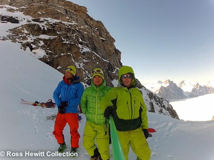 Baffin Berghaus Black Crows Ski Mounatineering Expedition-84