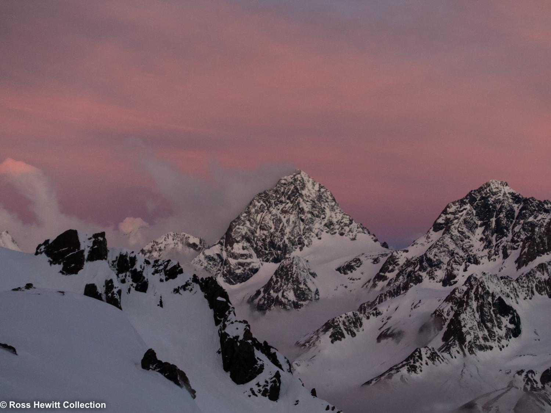 Malte Brun at dawn by Ross Hewitt