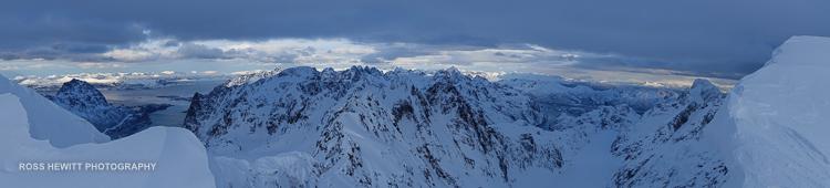 Lofoten Skiing Ross Hewitt Michelle Blaydon-12