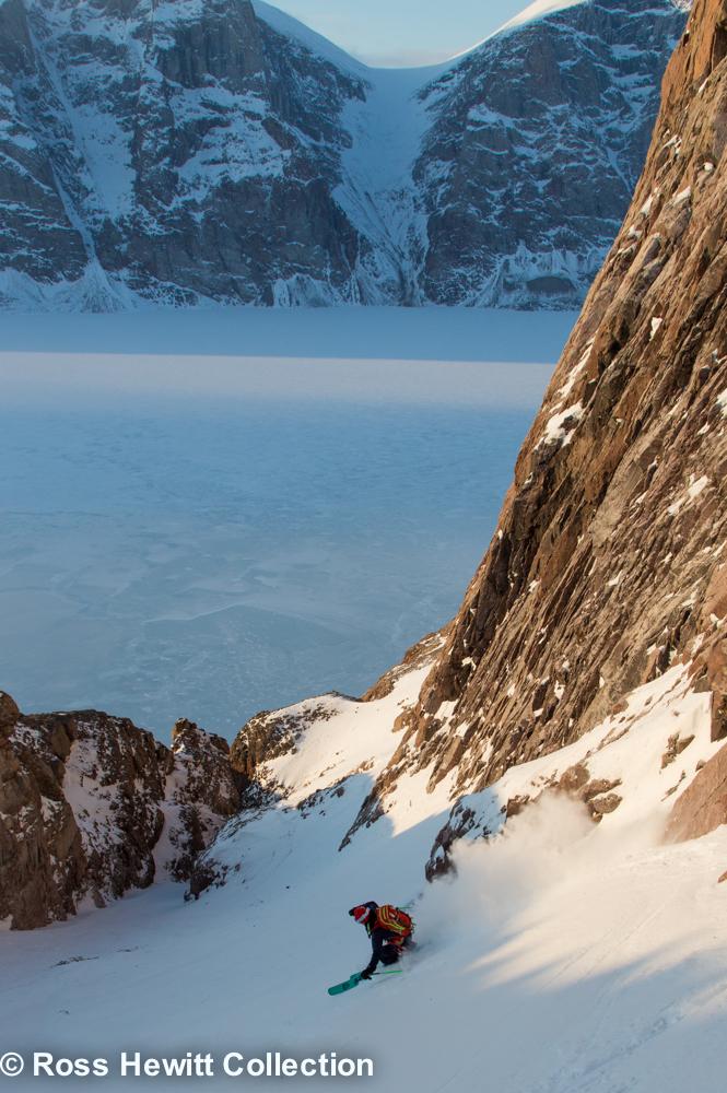 Baffin Berghaus Black Crows Ski Mounatineering Expedition-55