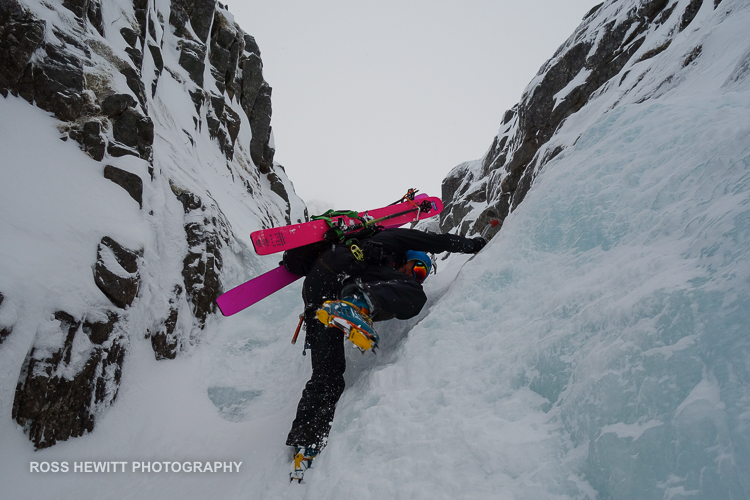 Lofoten Skiing Ross Hewitt Michelle Blaydon-29