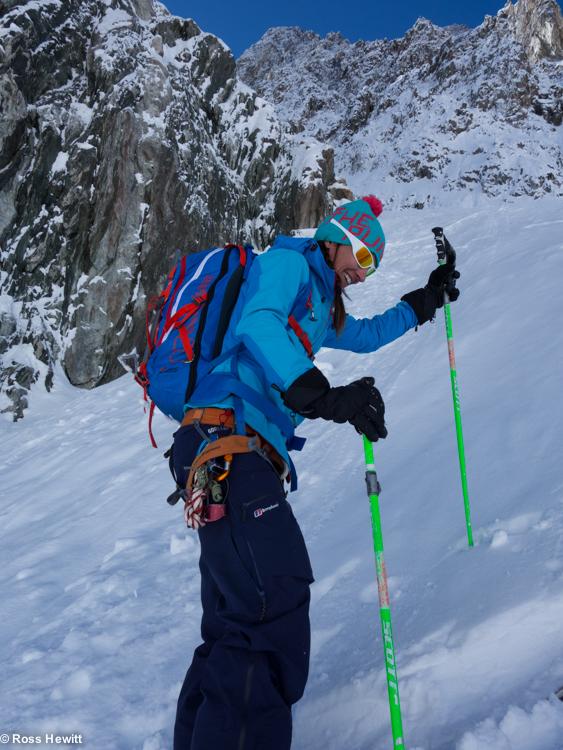NE Couloir Petit Mt Blanc-3