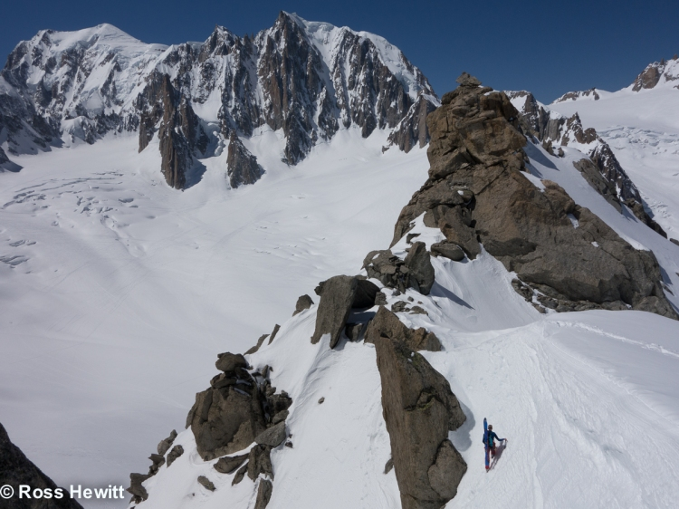 Dave Searle Col Diable and Noire NW Face_-13