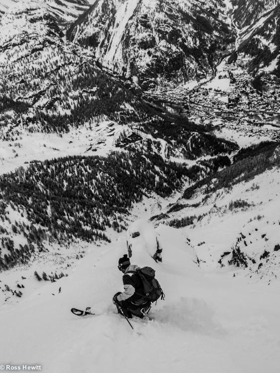Chamonix skiing 2014-58