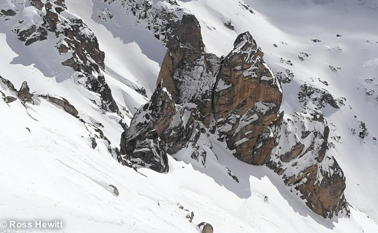 Refugio Frey Cerro Catedral Patagonia Ross Hewitt