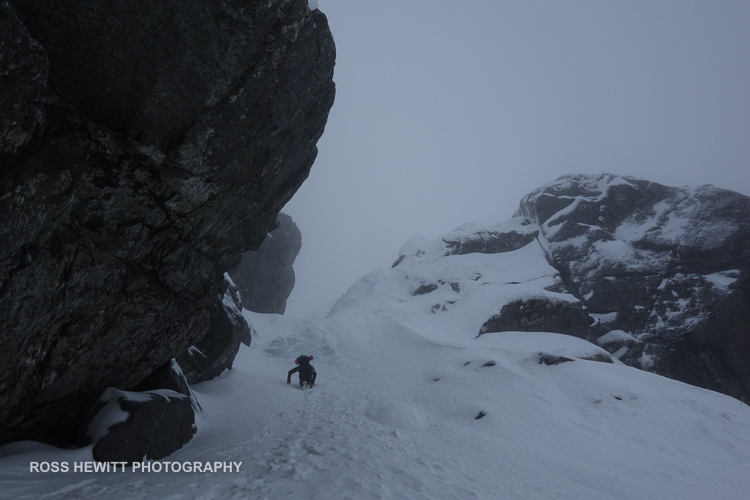 Lofoten Skiing Ross Hewitt Michelle Blaydon-19