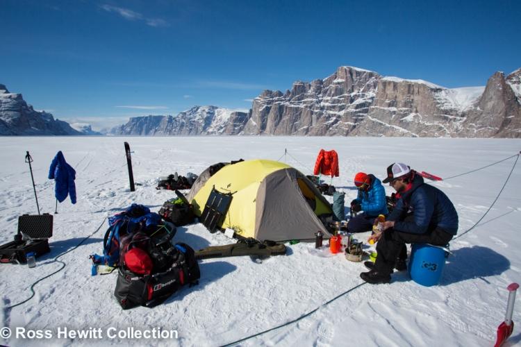 Baffin Berghaus Black Crows Ski Mounatineering Expedition-33