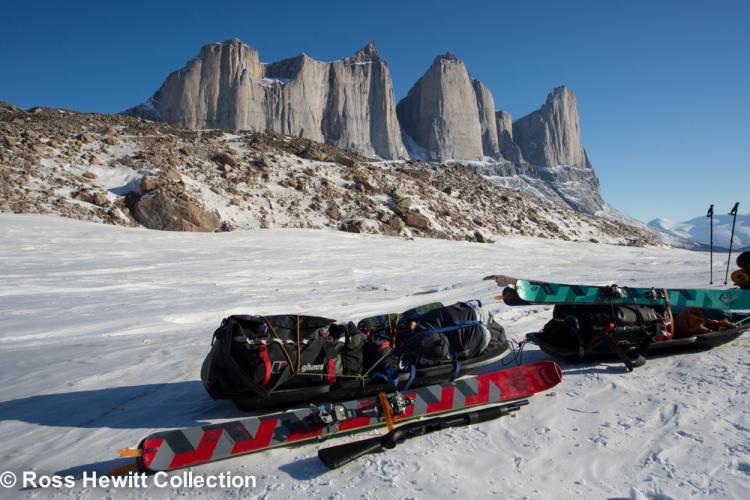 Baffin Berghaus Black Crows Ski Mounatineering Expedition-42