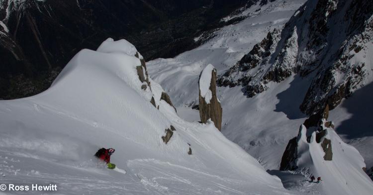 Frendo spur ski descent-163