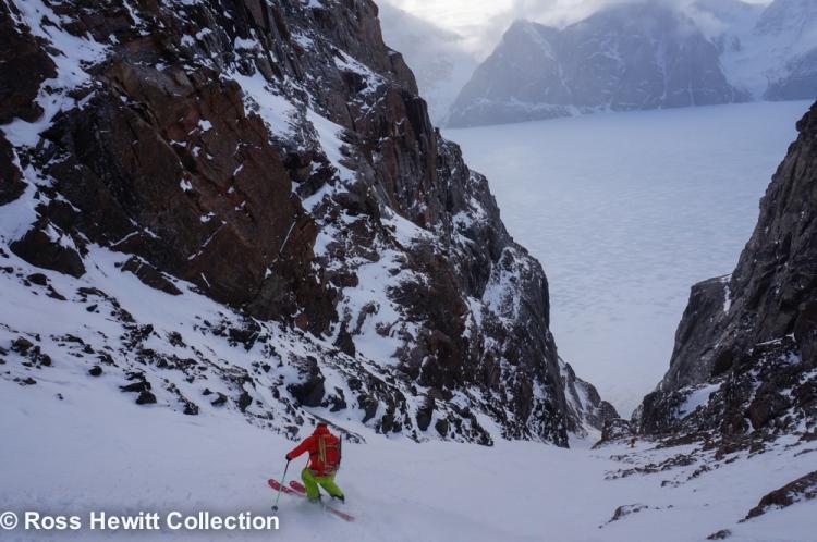 Baffin Berghaus Black Crows Ski Mounatineering Expedition-91