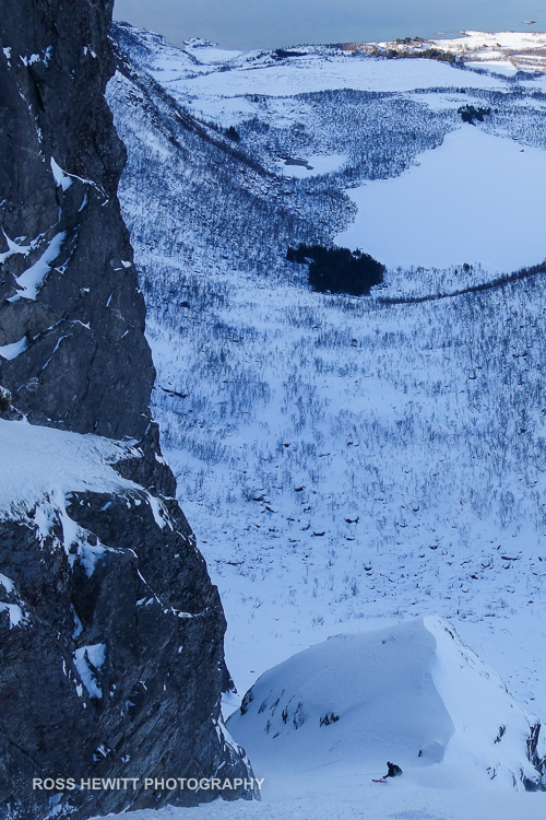 Lofoten Skiing Ross Hewitt Michelle Blaydon-56