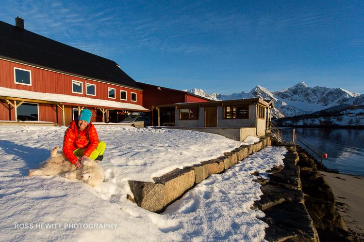 Lofoten Skiing Ross Hewitt Michelle Blaydon-68