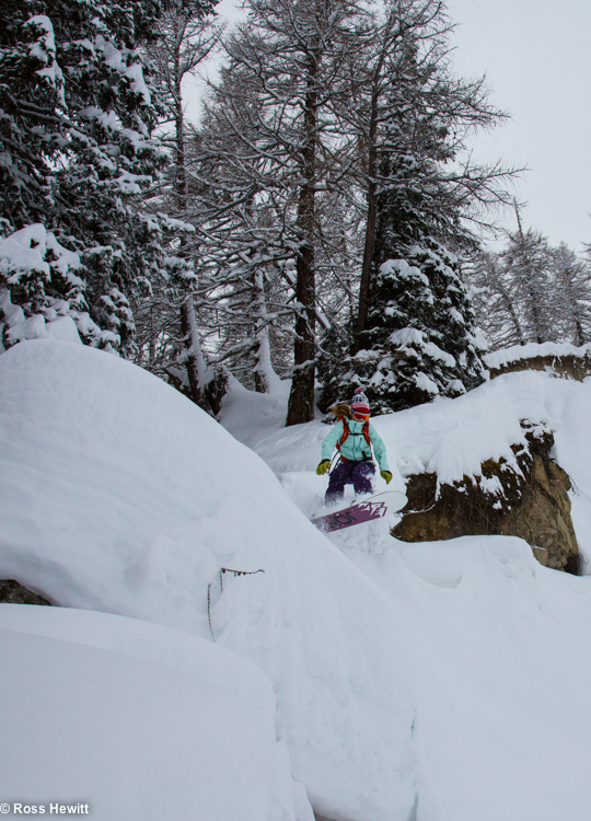Chamonix skiing 2014-33
