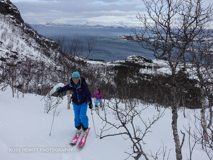 Lofoten Skiing Ross Hewitt Michelle Blaydon-15