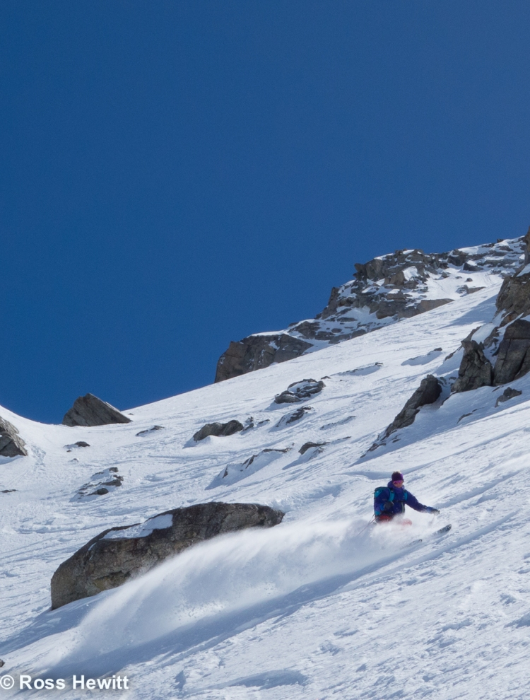 Dave Searle Col Diable and Noire NW Face_-43