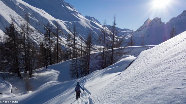NE Couloir Petit Mt Blanc-14