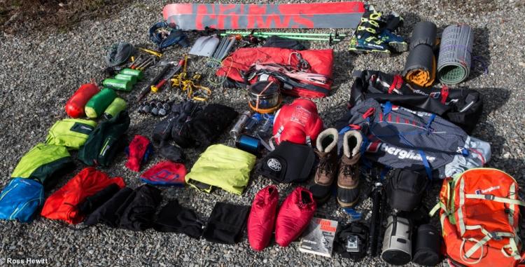 Kit packing