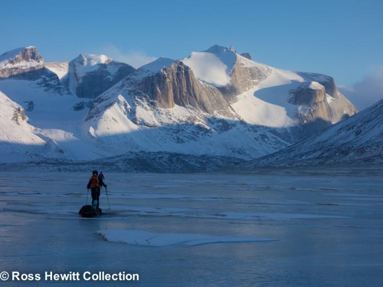 Baffin Berghaus Black Crows Ski Mounatineering Expedition-37