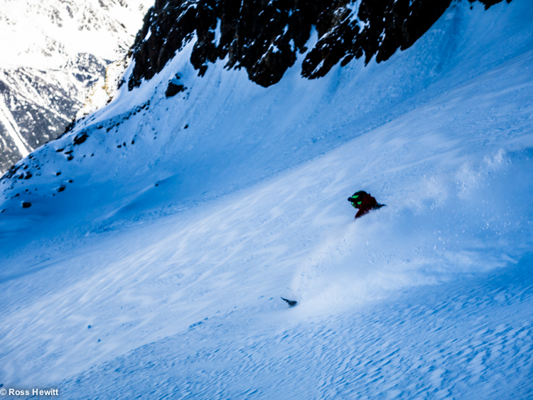 Dave Searle Midi West Couloir-8