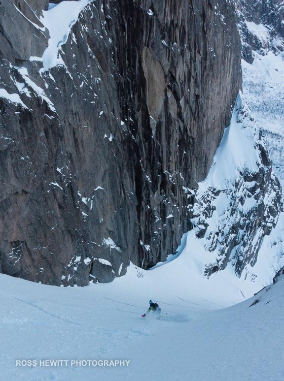 Lofoten Skiing Ross Hewitt Michelle Blaydon-89
