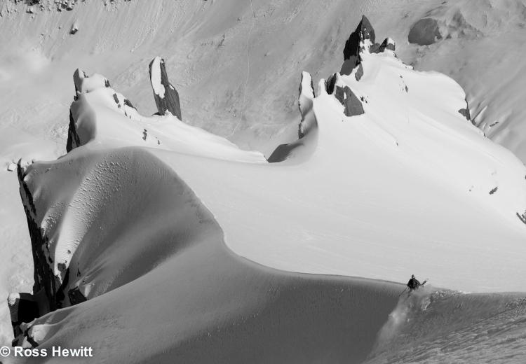 Frendo spur ski descent-88