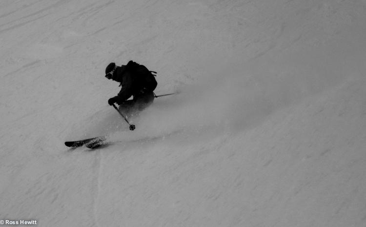 Chamonix skiing 2014-5