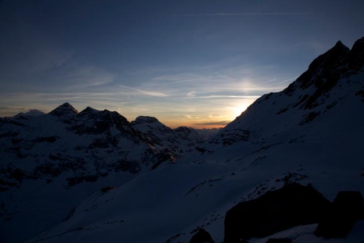 L'eglise sunset 1