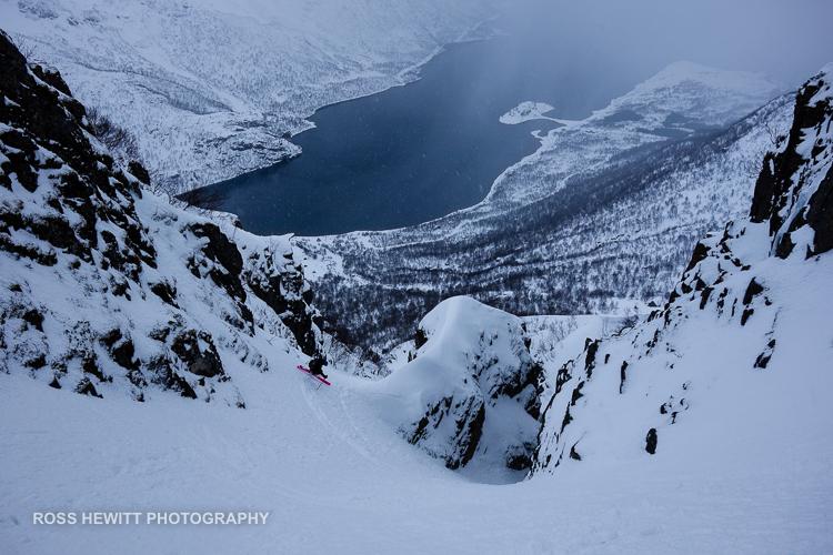 Lofoten Skiing Ross Hewitt Michelle Blaydon-103