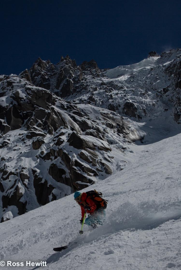 Frendo spur ski descent-201
