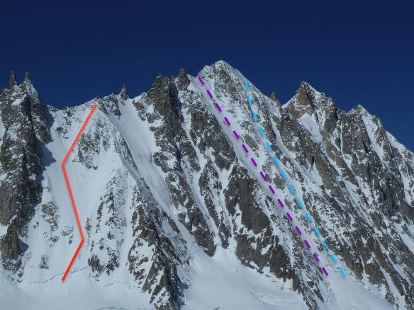 cristaux-les courtes ski descent topo ross hewitt