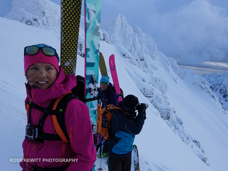 Lofoten Skiing Ross Hewitt Michelle Blaydon-13