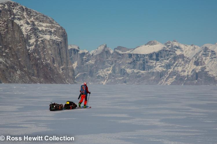 Baffin Berghaus Black Crows Ski Mounatineering Expedition-48