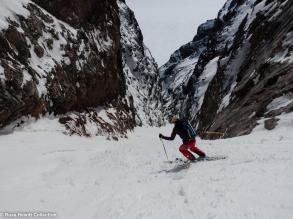 Ross Hewitt Baffin Island Ski Mountaineering Expedition