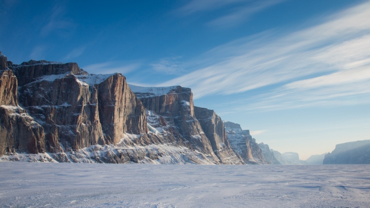 Baffin Island Ski Mountaineering Expedition-1-25