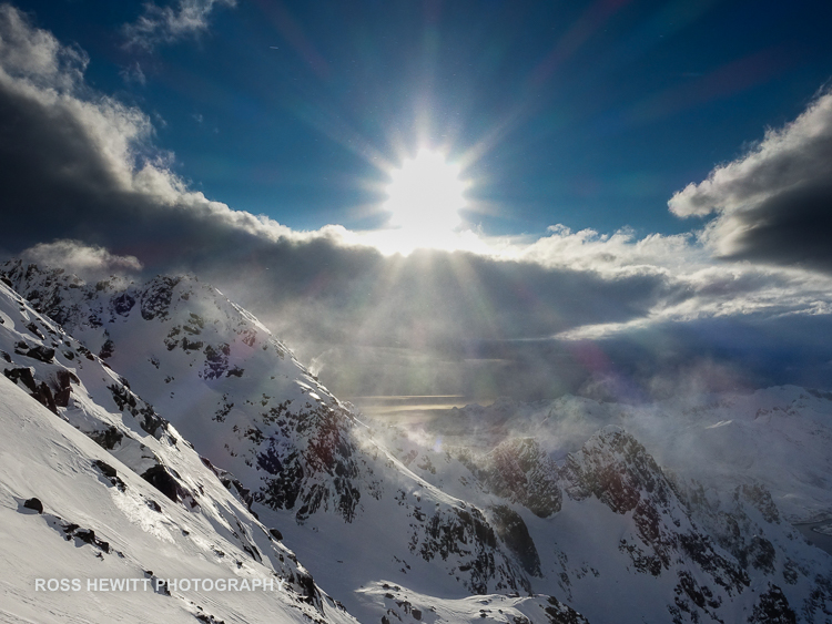 Lofoten Skiing Ross Hewitt Michelle Blaydon-6