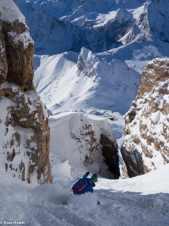 Chamonix skiing 2014-50